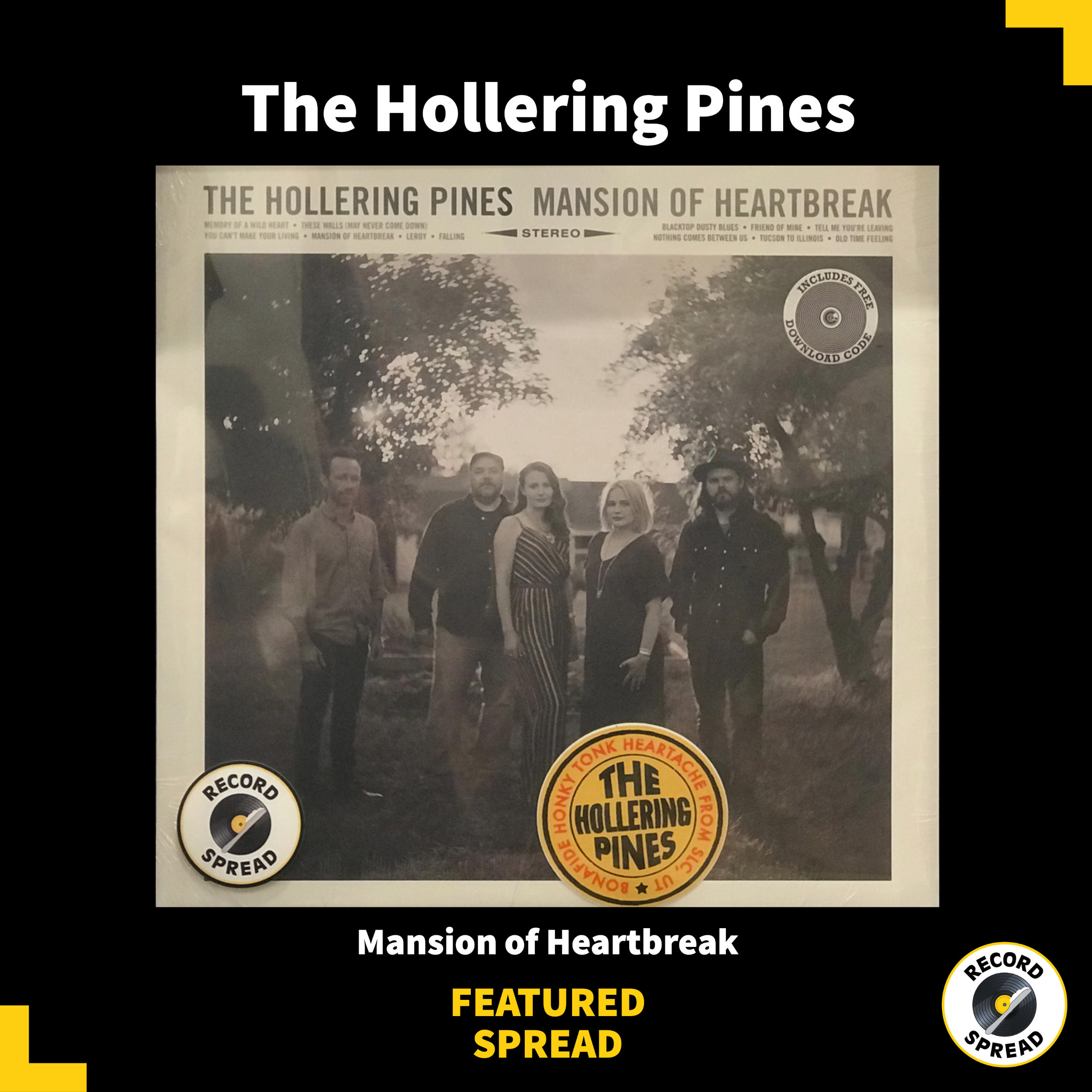 The Hollering Pines