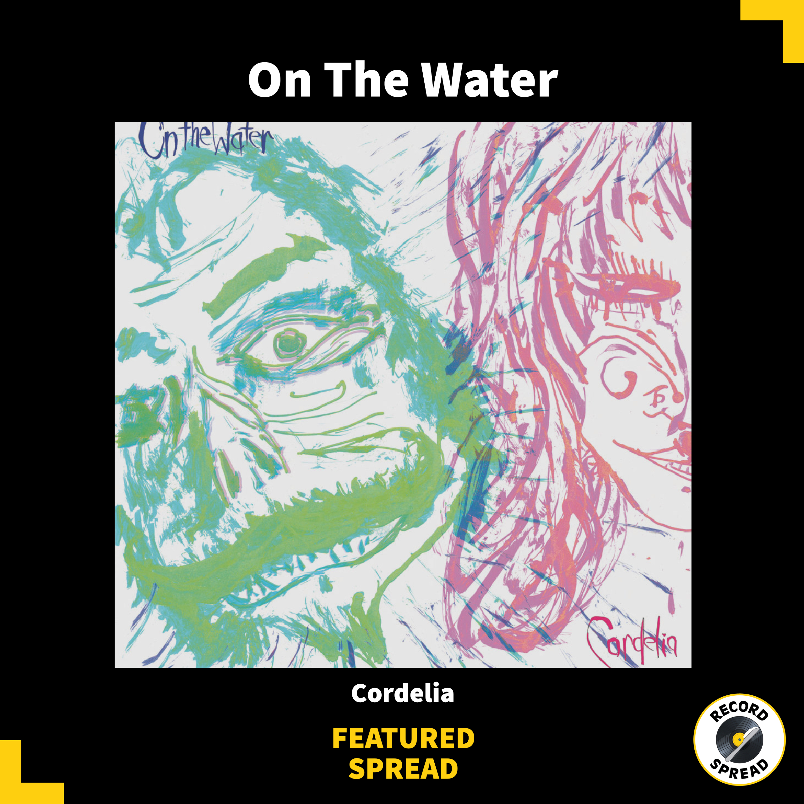 Cordelia – On The Water